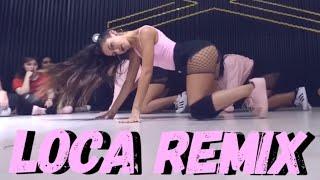 LOCA REMIX - Khea ft Bad Bunny, Duki, Cazzu | Choreography by Nicole Conte width=