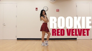 Red Velvet 레드벨벳_Rookie_Lisa Rhee Dance Cover