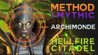 getlinkyoutube.com-Method vs Archimonde Mythic World First