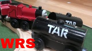 James In A Mess Remake - WoodenRailwayStudio - (GC US) Thomas and Friends