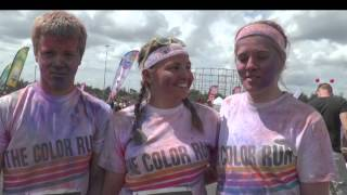 Color Run 2015 - Manchester Headline News
