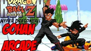 Hyper DBZ Arcade Run | Gohan