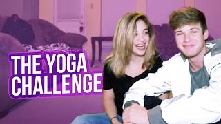 THE YOGA CHALLENGE W/ BLAKE GRAY | Baby Ariel