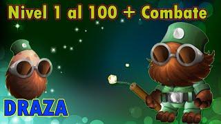 getlinkyoutube.com-Monster Legends - Draza (Nivel 1 al 100) + Combate
