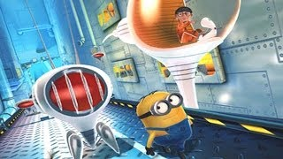 getlinkyoutube.com-Minion Rush #10 - Minion Ninja / Batalha de Vector