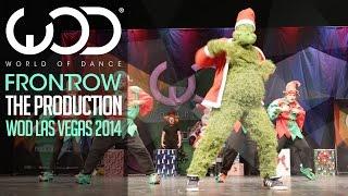 The Production | FRONTROW | World of Dance Las Vegas 2014 #WODVEGAS