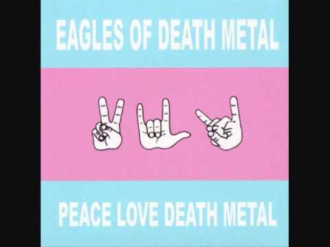English Girl de Eagles Of Death Metal Letra y Video