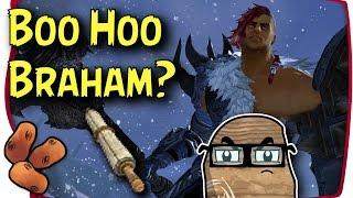 getlinkyoutube.com-Guild Wars 2 - Braham & The Scroll   Is Braham a Douche?