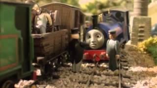 thomas y sus amigos -un mal dia para sir handell.