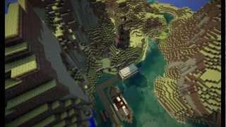 getlinkyoutube.com-The Pirate Bay - Minecraft Timelapse