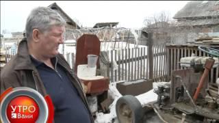 """Покровские кулибины - """"Утро с Вами"""" 15.04.2013"""