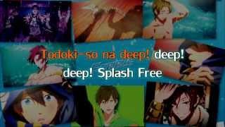 getlinkyoutube.com-SPLASH FREE - STYLE FIVE [FREE ENDING FULL] (ROMAJI LYRICS)