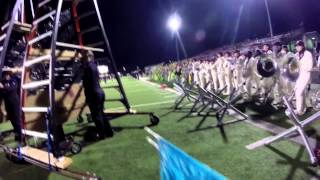 getlinkyoutube.com-Timber Creek High School Marching Band - Color Guard Perspective
