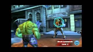 getlinkyoutube.com-Marvel Avengers Initiative (iOS): Hulk Goes To Battle