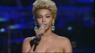 getlinkyoutube.com-Beyonce singing the Etta James Classic 'At Last'