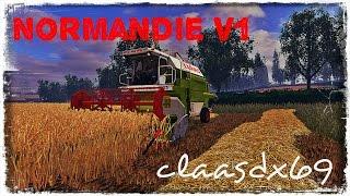 getlinkyoutube.com-Farming Simulator 15 Map LA NORMANDIE By ZagAtOmix   FR