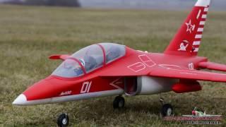 getlinkyoutube.com-Video zum Testbericht der FMS Staufenbiel YAK 130