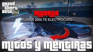 getlinkyoutube.com-GTA V - Mitos y Mentiras #125 | Te puedes morir electrocutado!? +Curiosidades del Cargobob!