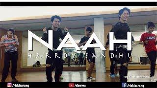 Naah - Harrdy Sandhu Feat. Nora Fatehi | Ricki & Sarang Choreography