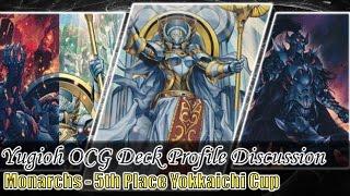 getlinkyoutube.com-Monarchs - 5th Place Yokkaichi Cup - OCG Deck Profile/Discussion