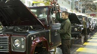 getlinkyoutube.com-Land Rover Defender Production