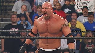 World Heavyweight Champion Goldberg vs. Triple H: Survivor Series 2003