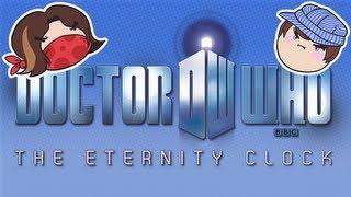 getlinkyoutube.com-Doctor Who: The Eternity Clock - Steam Train