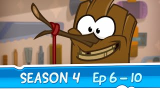 getlinkyoutube.com-Om Nom Stories Season 4 - Episodes 6-10 (Cut the Rope: Magic)