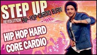 getlinkyoutube.com-Hip-Hop Hard Core Cardio Dance Workout: Step Up Revolution