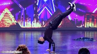 getlinkyoutube.com-Niesamowity tancerz w arabskim Mam Talent
