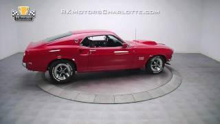 getlinkyoutube.com-132700 / 1969 Ford Mustang Boss 429