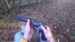 getlinkyoutube.com-Honest Review: The Black Ops Exterminator BB Revolver