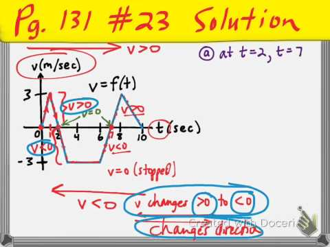 SG2 p131#23 Solution (1st part)