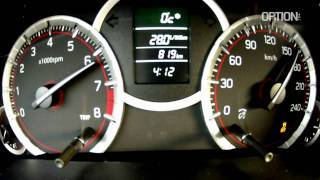 getlinkyoutube.com-200 km/h with the new Suzuki Swift Sport (Option Auto)