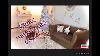 getlinkyoutube.com-IDEAS DE DECORACIÓN NAVIDAD  /  CHRISTMAS HOUSE TOUR  / CHRISTMAS HOME TOUR/HOLIDAY