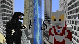getlinkyoutube.com-【Minecraft】超人力霸王(奧特曼)模組介紹(ultraman mod)