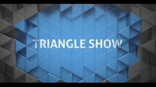 getlinkyoutube.com-Triangle Show Package | After Effects project