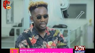 'Ahyesi' Album - Let's Talk Entertainment on JoyNews (5-12-17)