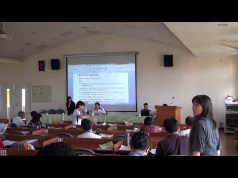 1011129-101年台南市教育產業工會支會召集人會議-會務報告2