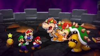 getlinkyoutube.com-Mario and Luigi: Paper Jam - Final Boss & Ending