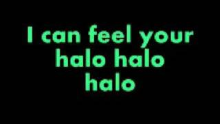 getlinkyoutube.com-Beyoncé - Halo [with lyrics]