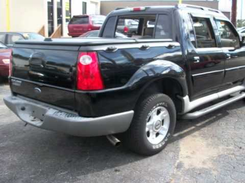 2003 Ford Explorer Sport Problems Online Manuals And Repair Information