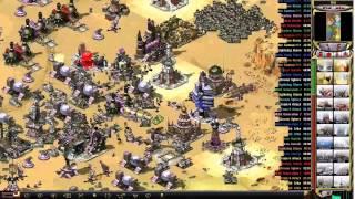 getlinkyoutube.com-[Gameplay] Yuri's Revenge Mod [WAR3 - Warfare of Super weapon] | Xmas version