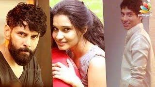 getlinkyoutube.com-Vikram`s daughter to marry M.Karunanidhi`s great grandson! | Latest Tamil Cinema News