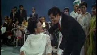 Aane Se Uske - Tanuja & Jeetendra - Jeene Ki Raah - Bollywood Classic Songs