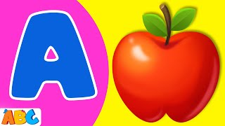 getlinkyoutube.com-Phonics Song | ABC Phonics Song for Babies & Toddlers | NEW Animated ABC Phonics A to Z Song