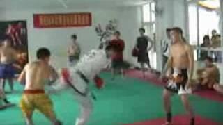 getlinkyoutube.com-СПАРИНГ: тайский бокс против таеквондо