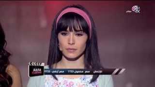 #ArabCasting - عرب كاستنج - جوليا الشواشي ونجلاء يونس في مشهد بعد العشاء