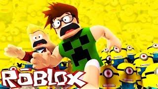 getlinkyoutube.com-ATAQUE DOS MINIONS! - Roblox