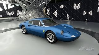 getlinkyoutube.com-Forza Horizon 3: Barn Find #4 Ferrari-Dino 246